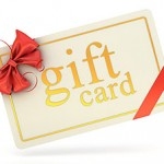 Auto One Gift Cards make great holiday gifts.