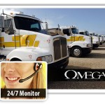 OmegaGPS Vehicle Tracking