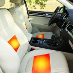 Back Pain Relief with Heated Seats