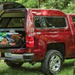 Don't Forget the Accessories When Ordering Your New Truck Cap or Tonneau Cover