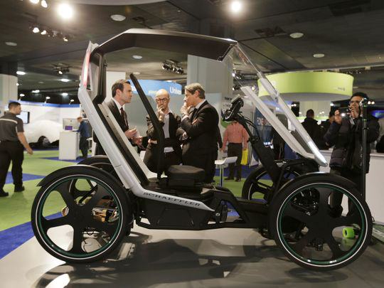 Top Trends and Technology from the North American International Auto Show