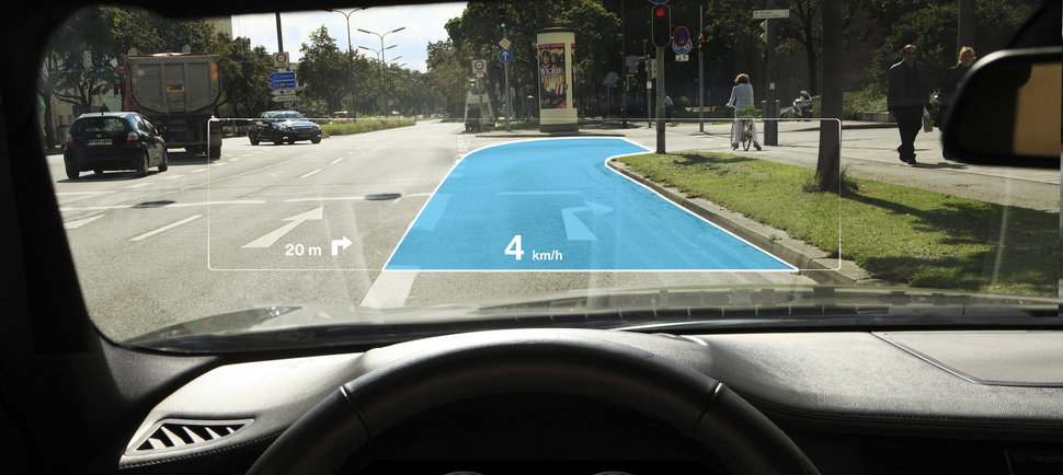 The Latest Gadget to Help Keep Your Eyes Focused on the Road