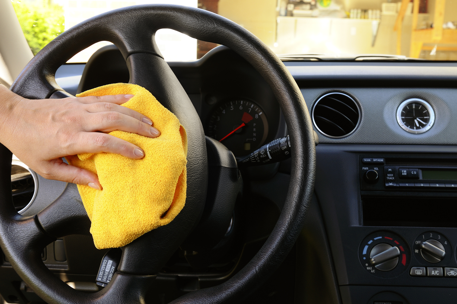 Auto Detailing:  It's Spring Cleaning for Your Vehicle