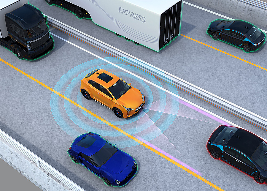 Replacing Windshields with Driver's Assistance Devices