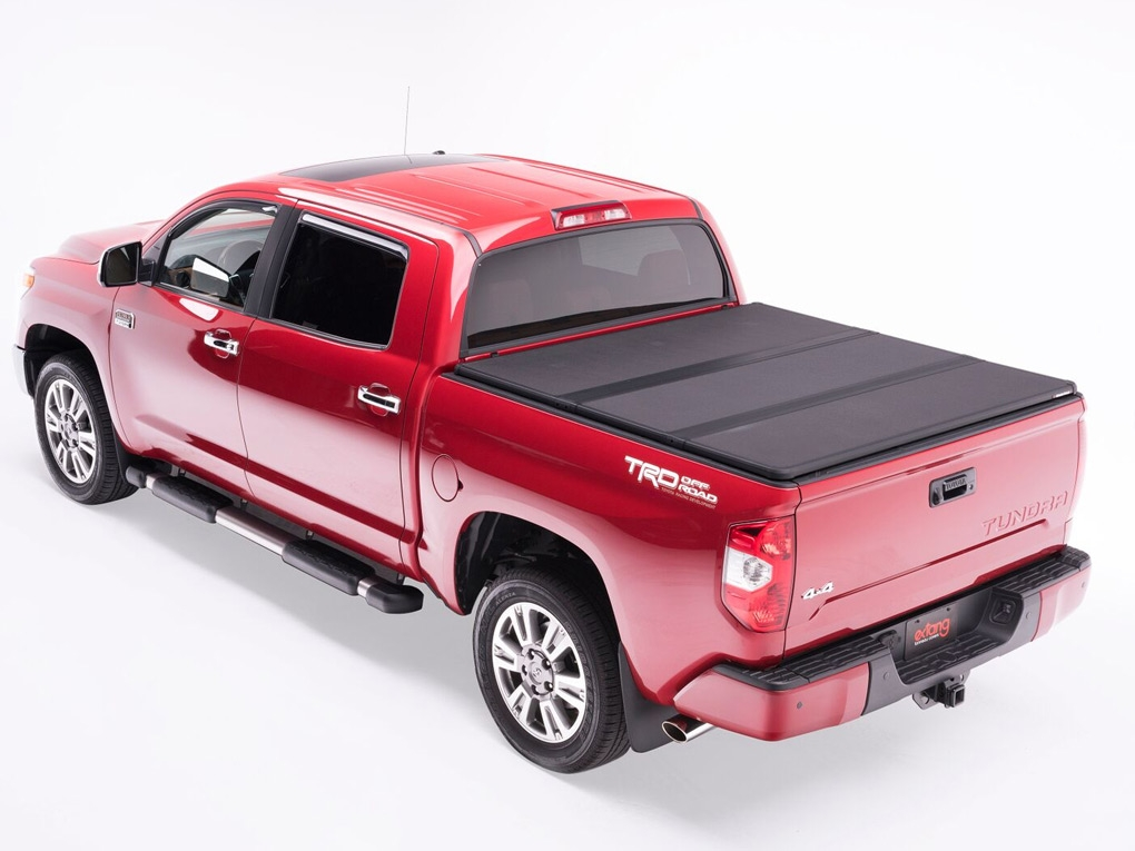 Should You Choose a Hard or Soft Tonneau Cover?