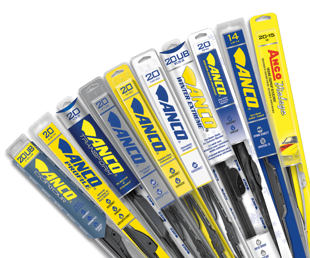 anco windshield wipers