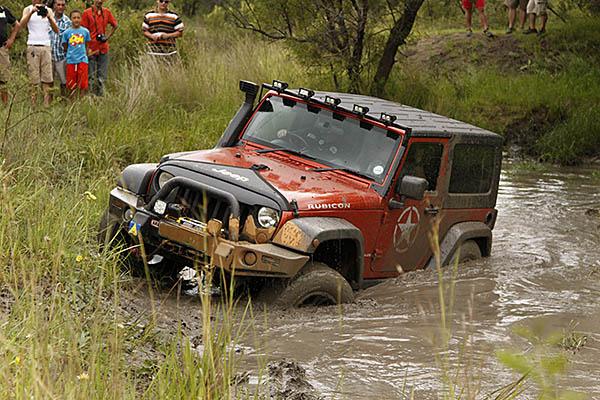 Jeep Wrangler club