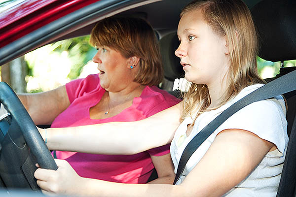Advanced Driver Assistance for Teens